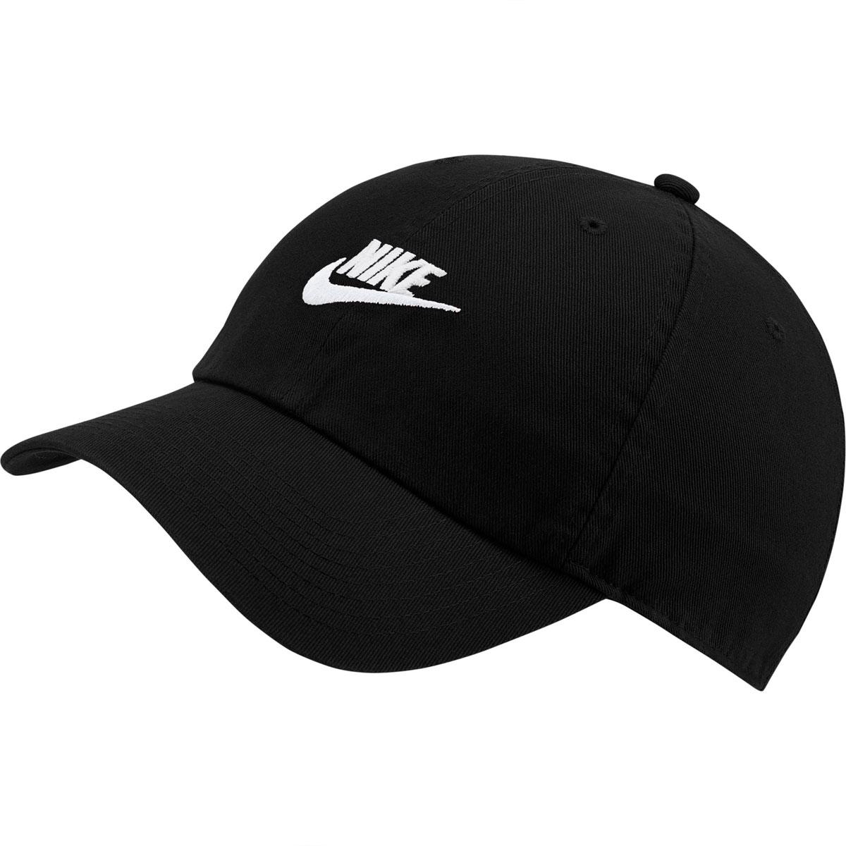Men's Heritage86 Futura Cap, Black/White, swatch
