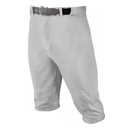Men's Knicker Baseball Pant, Gray, swatch