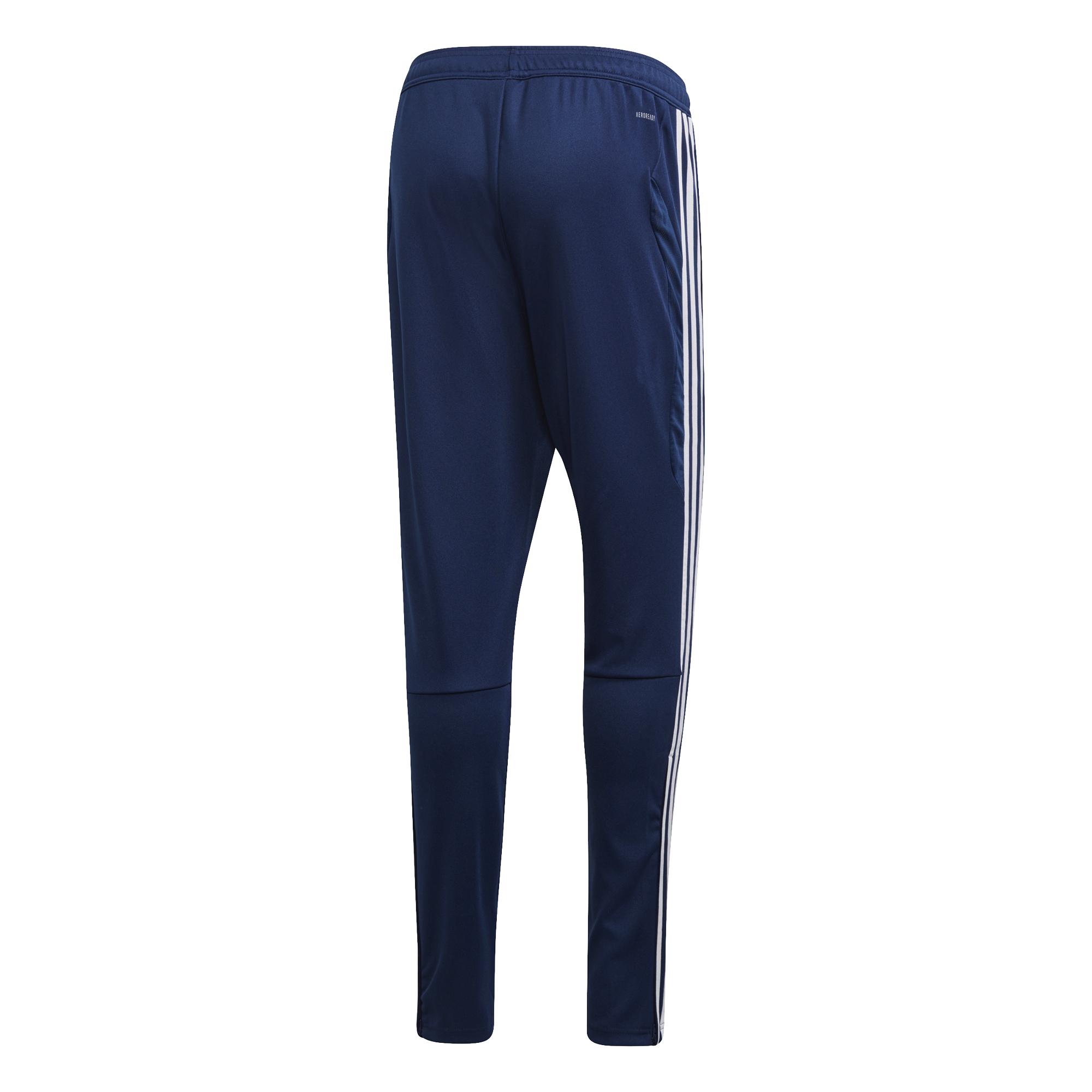 Men's Tiro Soccer Pants, Navy, swatch