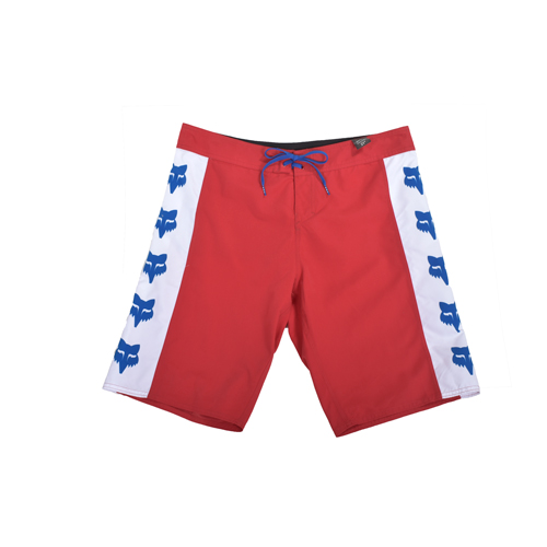 Men's RWT Boardshorts, Red, White And Blue, swatch