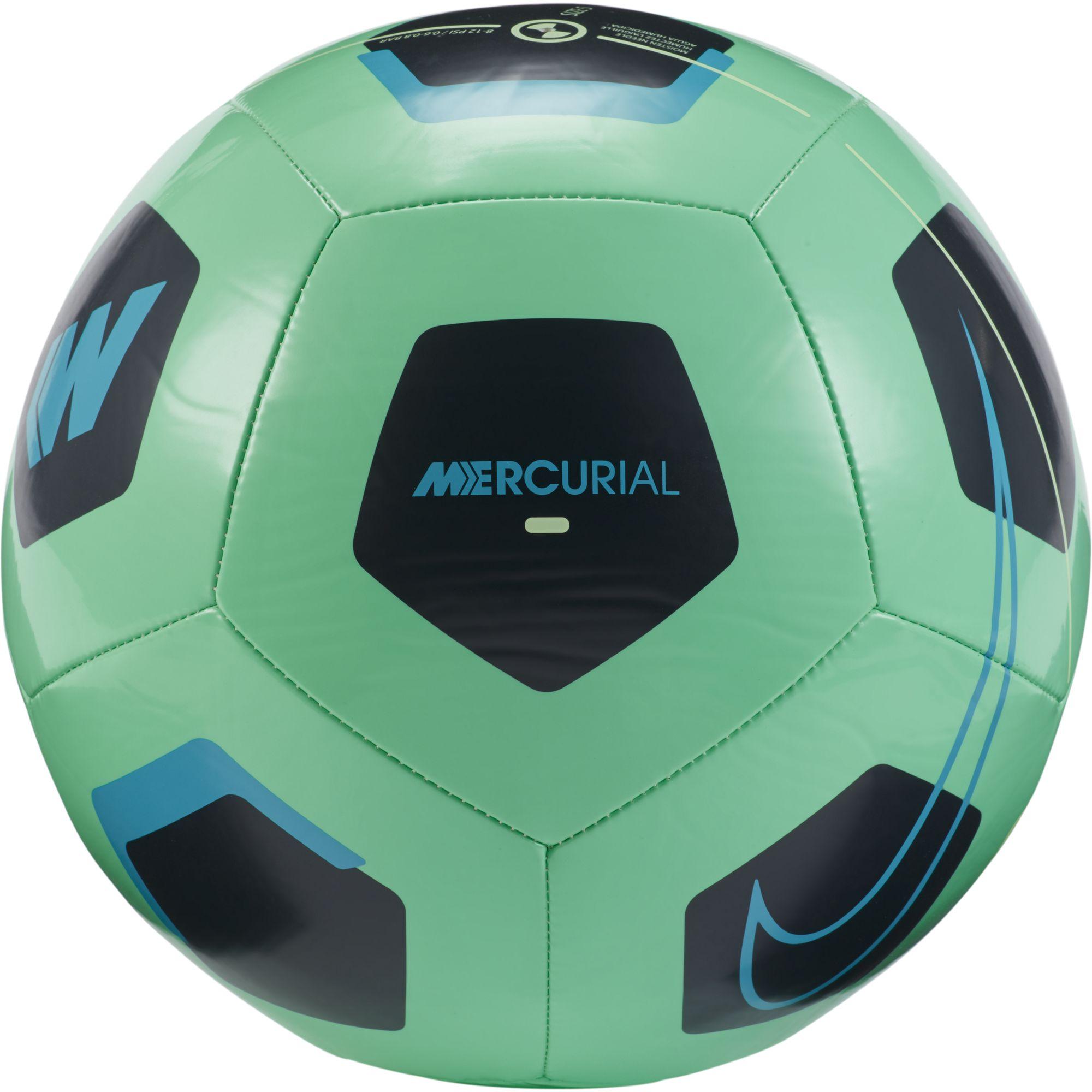 Mercurial Fade Soccerball, Turquoise,Aqua, swatch