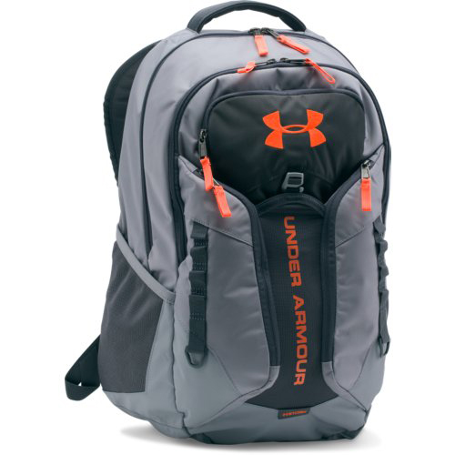 Storm Contender Backpack, Gray/Orange, swatch