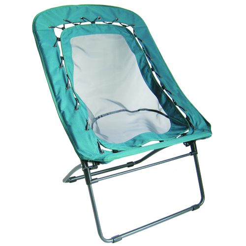 Rectangular Bengee Chair, Green Blue, Teal, swatch