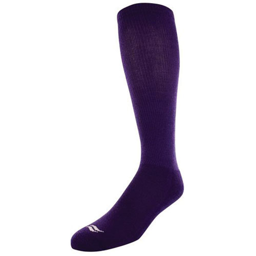 All Sport Team Sock 2-Pack, Purple, swatch