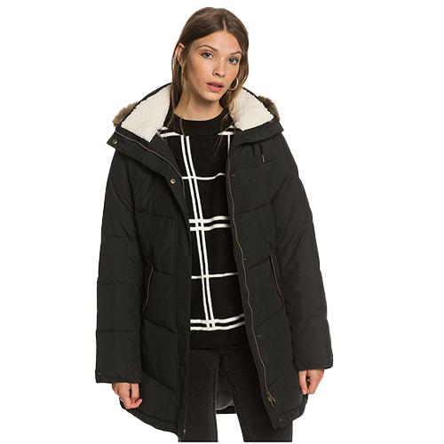 Women's Elllie Snow Jacket, Black, swatch