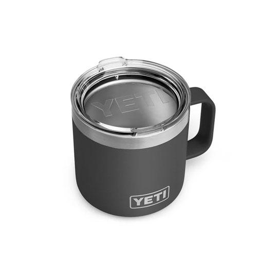 14 Oz. Color Mug, Charcoal,Smoke,Steel, swatch