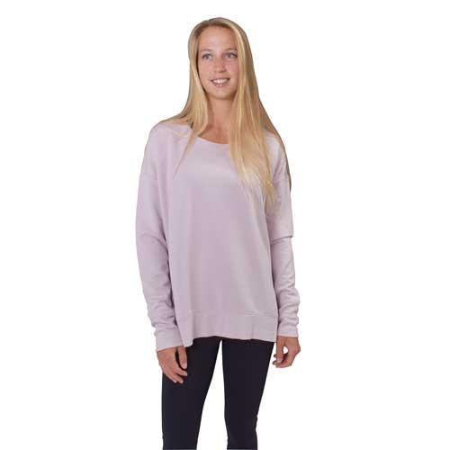 Women's Inside Fleece Modal, Pink, swatch