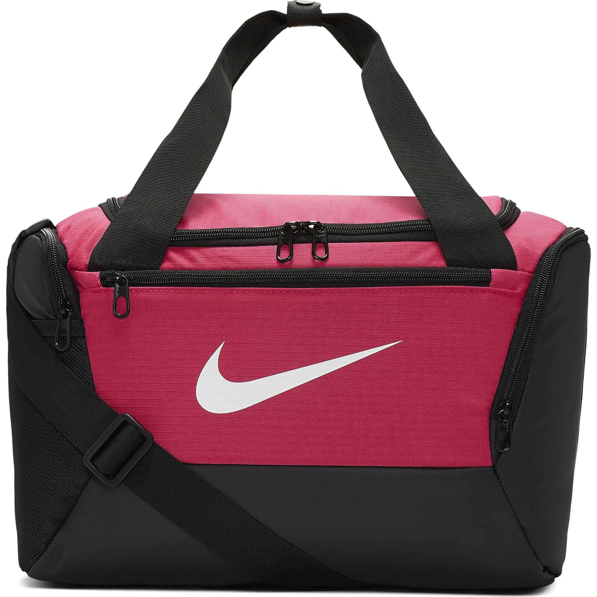 Brasilia X-Small Duffel Bag, Pink/Black, swatch