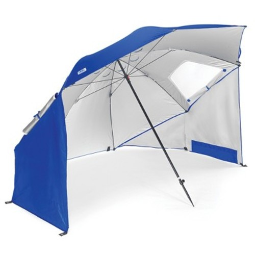 Portable Sun And Weather Shelter, Blue, swatch