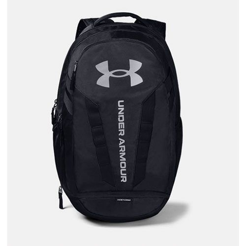 Hustle Backpack, Black, swatch