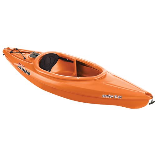 Sedona 8 Kayak, Orange, swatch