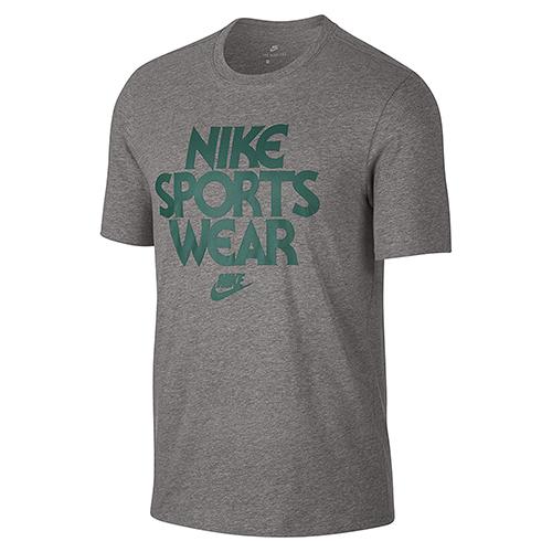 Men's Short Sleeve Concept Blue T-Shirt, Charcoal,Smoke,Steel, swatch