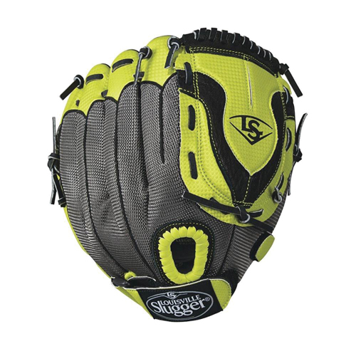 """Youth Fastpitch Diva 2 11.5"""" Glove, Gray, swatch"""