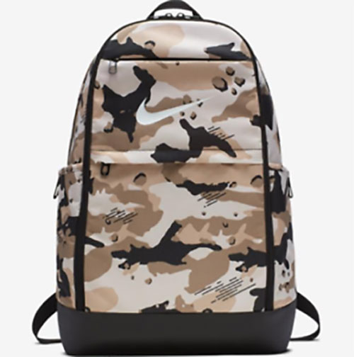 Brasilia XL Backpack, Camoflage Tan, swatch
