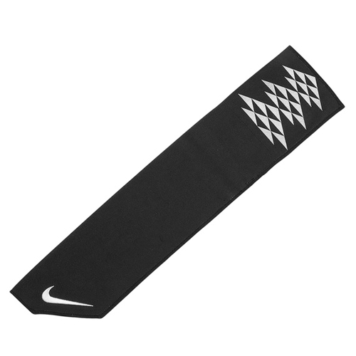 Vapor Football Towel, Black, swatch