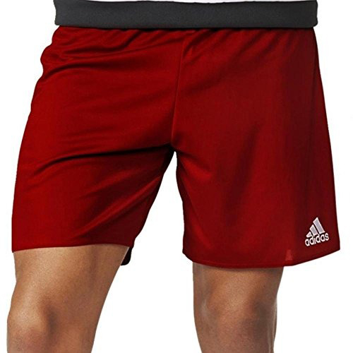 Men's Soccer Parma 16 Shorts, Red/White, swatch