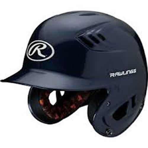 Junior R16 Batting Helmet, Navy, swatch