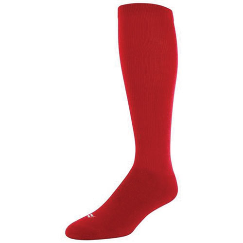 All Sport Team Sock 2-Pack, Red, swatch
