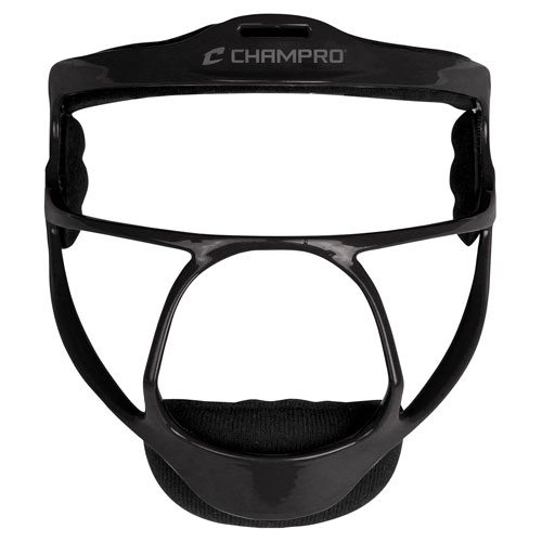 Rampage Fielder's Mask, Black, swatch