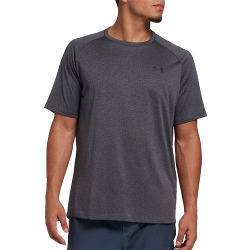 Men's Tech 2.0 Graphic Short Sleeve T-Shirt, Heather Gray, swatch