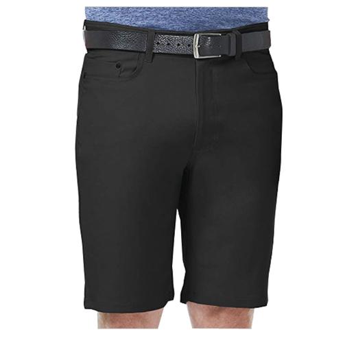 Men's 5 Pocket Short, Black, swatch