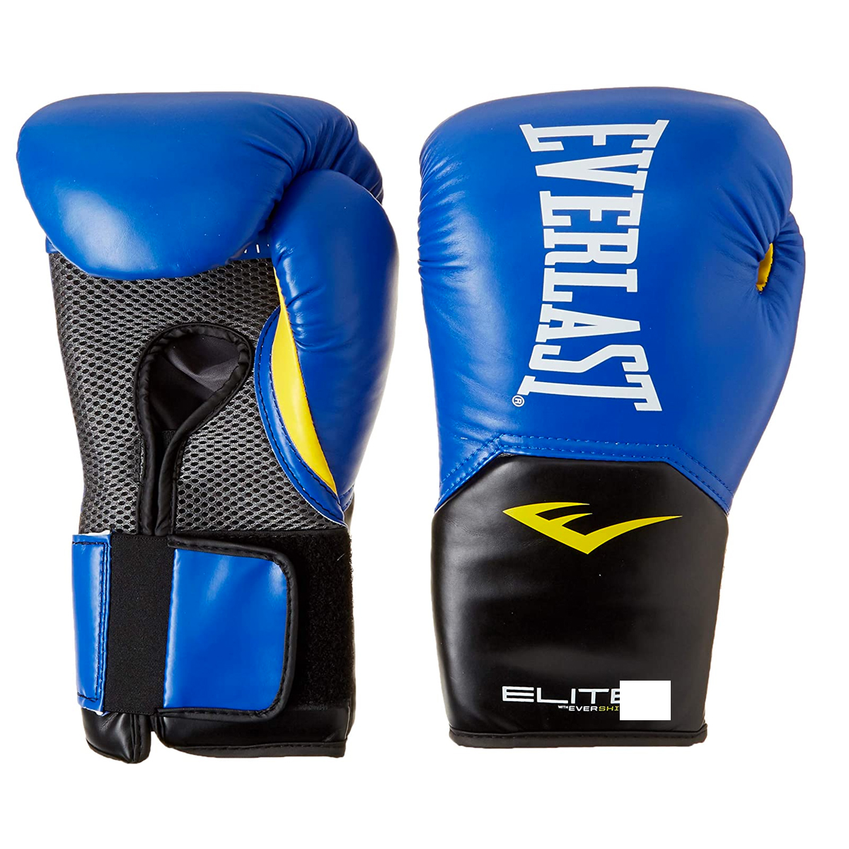 Pro-Style Elite Boxing Gloves, Royal Bl,Sapphire,Marine, swatch