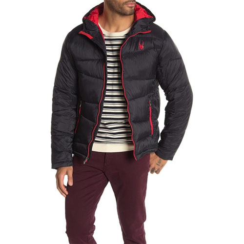 Men's Nexus Puffer Jacket, Multi, swatch