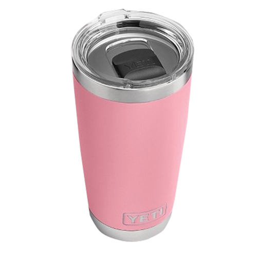 20 Oz. Rambler With Magslider, Pink, swatch