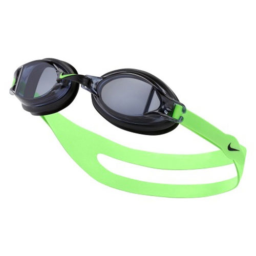 Chrome Training Goggle, Green, swatch