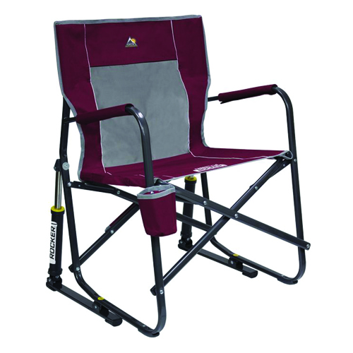 Freestyle Collapsible Rocker, Red, swatch