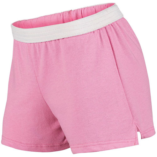 Women's Cheer Short, Pastel Pink,Theatrical, swatch