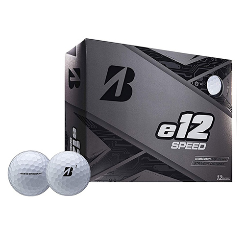 E12 Speed White Golf Balls, , large