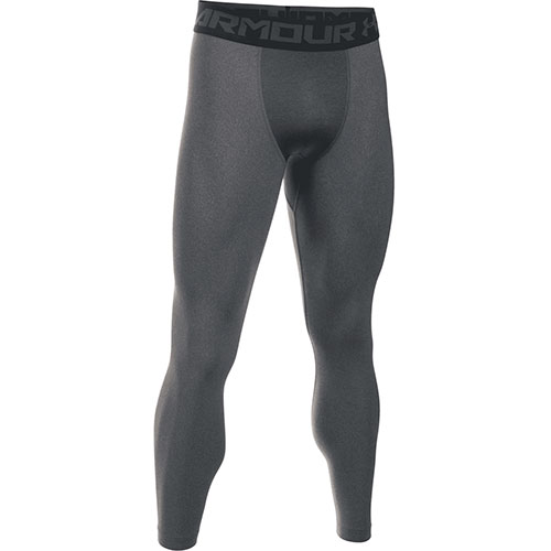 Men's HeatGear 2.0 Leggings, Charcoal,Smoke,Steel, swatch