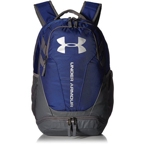 Hustle 3.0 Backpack, Blue/Black, swatch