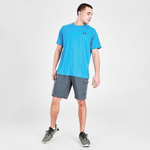 Men's Tech Short Sleeve T-Shirt, Blue, swatch