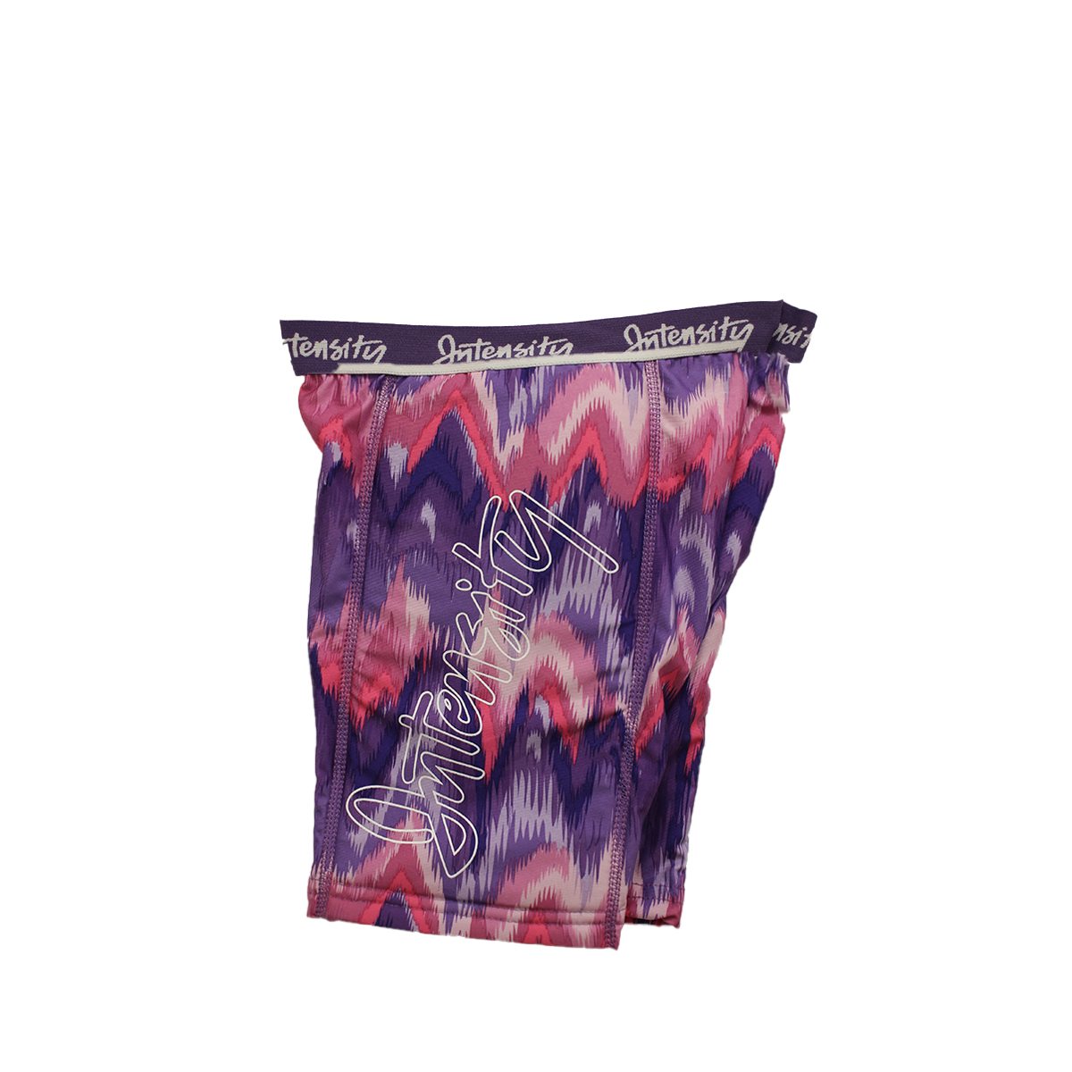 Girls' Stolen Base Printed Slider, Pink/Purple, swatch