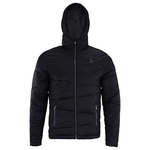 Men's Nexus Puffer Jacket, Black, swatch