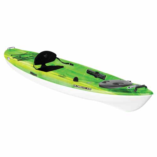 Ultimate 120 Sit-On Kayak, Lime, swatch