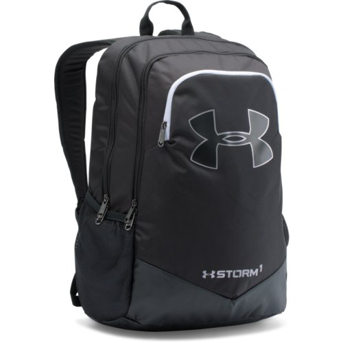 Storm Scrimmage Backpack, Black, swatch