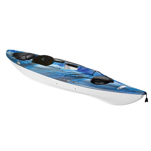 Ultimate 120 Sit-In Kayak, Blue/Black, swatch