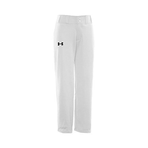 Youth Clean-Up Baseball Pants, White, swatch
