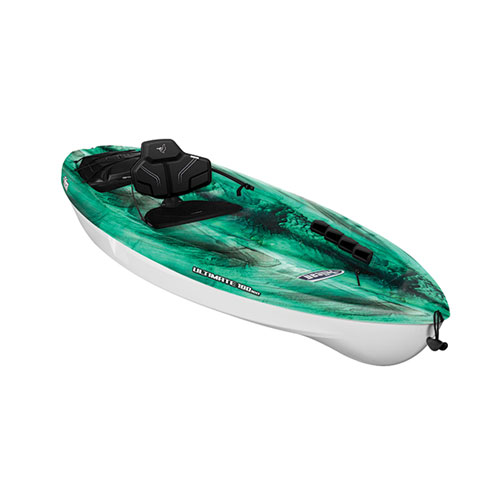 Ultimate 100NXT Sit-On Kayak, Bright Grn,Kelly,Emerald, swatch