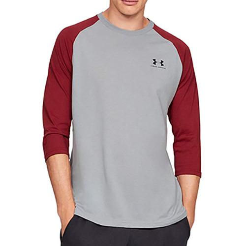 Men's Sportstyle Logo T-Shirt, Lt Gray,Dove Gray, swatch