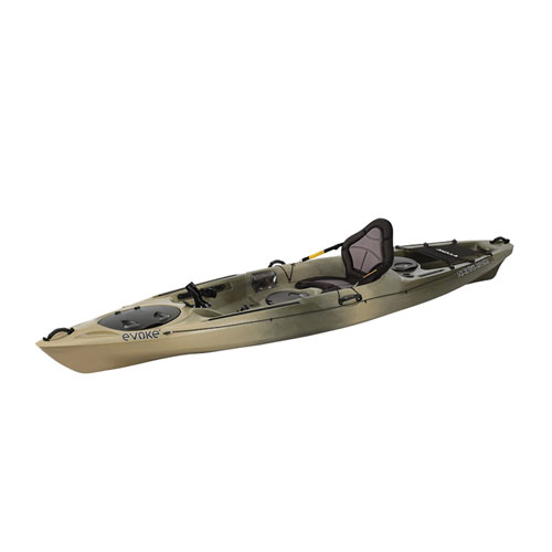 Navigator 120 Sit On Angler Kayak, Camouflage, swatch