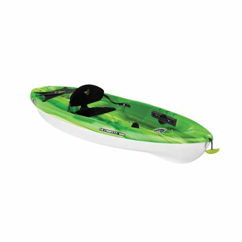 Ultimate 100 Sit-On Kayak, Lime, swatch