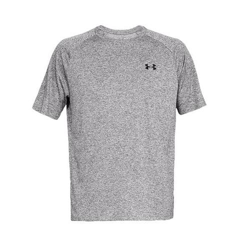 Men's Short Sleeve Tech 2.0 T-Shirt, Charcoal,Smoke,Steel, swatch