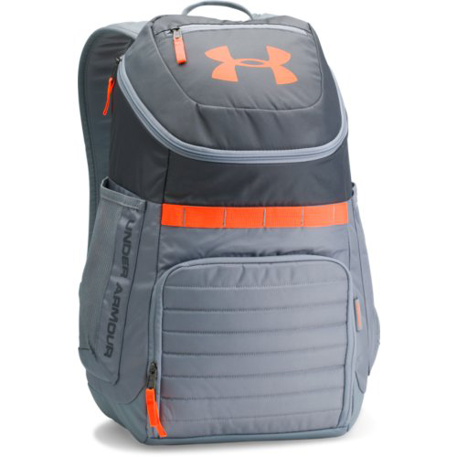 Undeniable 3.0 Backpack, Gray/Orange, swatch