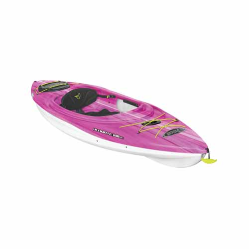 Ultimate 100 Sit-In Kayak, Mauve, swatch