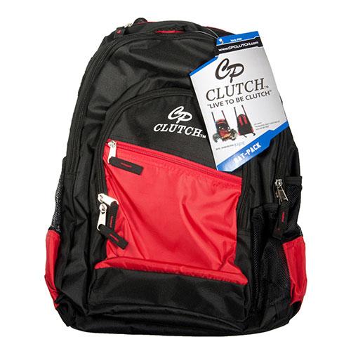 Baseball Pack, Black/Red, swatch