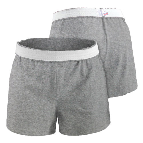 Women's Cheer Shorts, Lt Gray,Dove Gray, swatch